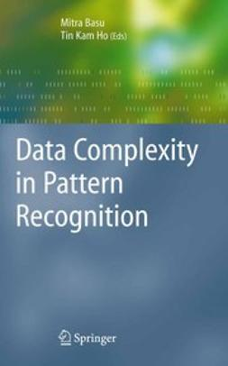 Basu, Mitra - Data Complexity in Pattern Recognition, ebook