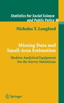 Longford, Nicholas T. - Missing Data and Small-Area Estimation, ebook