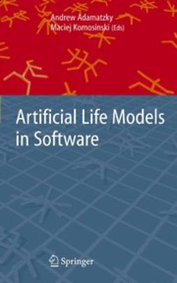 Adamatzky, Andrew - Artificial Life Models in Software, e-kirja