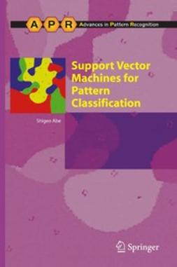 Abe, Shigeo - Support Vector Machines for Pattern Classification, ebook