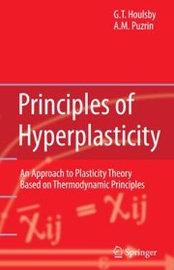 Houlsby, G. T. - Principles of Hyperplasticity, ebook