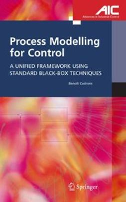 Codrons, Benoît - Process Modelling for Control, ebook