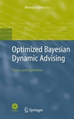 - Optimized Bayesian Dynamic Advising, ebook