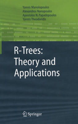Manolopoulos, Yannis - R-Trees: Theory and Applications, ebook