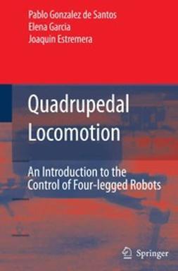 Estremera, Joaquin - Quadrupedal Locomotion, ebook