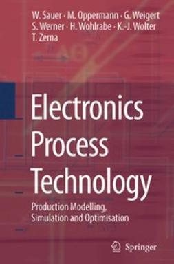Oppermann, Martin - Electronics Process Technology, ebook
