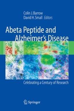 Barrow, Colin J. - Abeta Peptide and Alzheimer's Disease, ebook