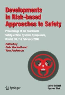 Developments in Risk-based Approaches to Safety