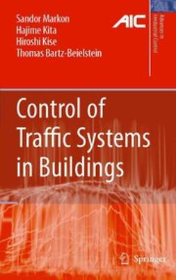 Bartz-Beielstein, Thomas - Control of Traffic Systems in Buildings, ebook