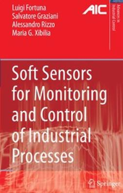 Fortuna, Luigi - Soft Sensors for Monitoring and Control of Industrial Processes, e-kirja