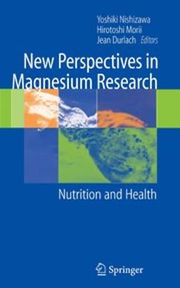 Durlach, Jean - New Perspectives in Magnesium Research, ebook