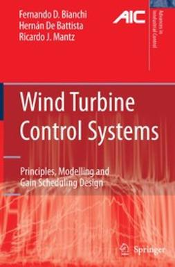 Battista, Hernán - Wind Turbine Control Systems, e-kirja