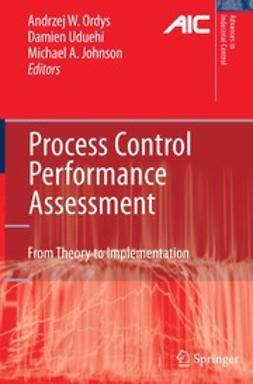 Bannauer, Martin - Process Control Performance Assessment, e-kirja