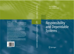Dewsbury, Guy - Responsibility and Dependable Systems, e-bok