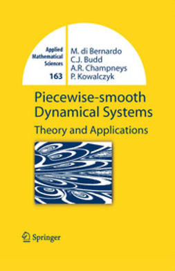 Laurea, Mario di Bernardo - Piecewise-smooth Dynamical Systems, e-bok
