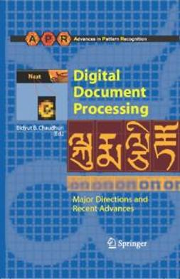 Chaudhuri, Bidyut B. - Digital Document Processing, ebook