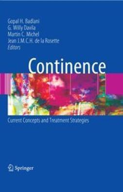 Rosette, Jean J. M. C. H. - Continence, ebook