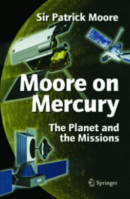 Moore, Patrick - Moore on Mercury, e-bok