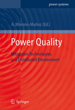 Moreno-Muñoz, Antonio - Power Quality, e-bok