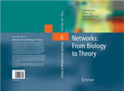 Feng, Jianfeng - Networks: From Biology to Theory, e-bok