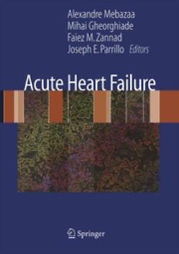 Mebazaa, Alexandre - Acute Heart Failure, ebook