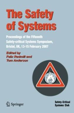 Anderson, Tom - The Safety of Systems, ebook