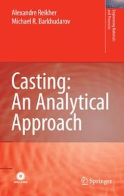 Casting: An Analytical Approach