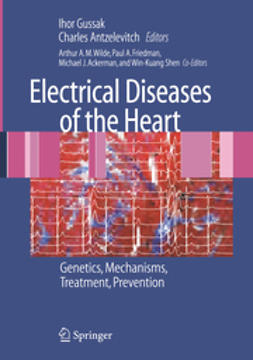 Ackerman, Michael J. - Electrical Diseases of the Heart, e-bok