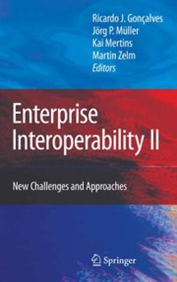 Gonçalves, Ricardo J. - Enterprise Interoperability II, e-kirja