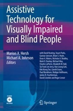 Hersh, Marion A. - Assistive Technology for Visually Impaired and Blind People, ebook