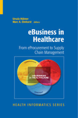 Elmhorst, Marc A. - eBusiness in Healthcare, ebook