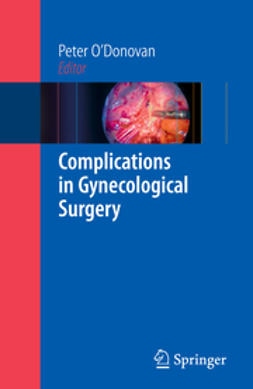 O'Donovan, Peter - Complications in Gynecological Surgery, ebook