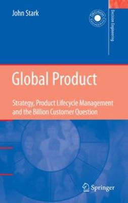Stark, John - Global Product, ebook