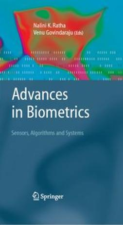 Ratha, Nalini K. - Advances in Biometrics, e-bok