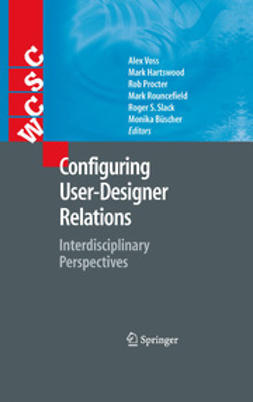 Büscher, Monika - Configuring User-Designer Relations, ebook