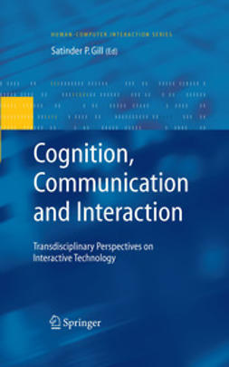 Gill, Satinder - Cognition, Communication and Interaction, ebook