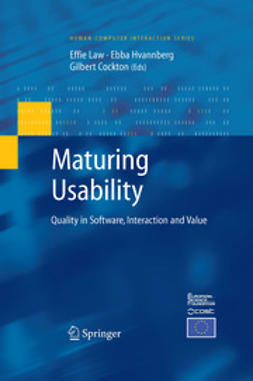 Cockton, Gilbert - Maturing Usability, ebook