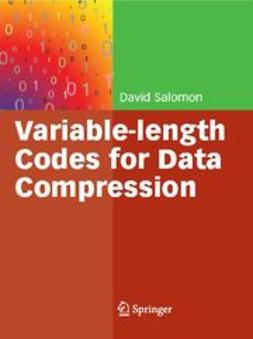 Salomon, David - Variable-length Codes for Data Compression, e-kirja