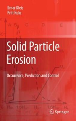 Kleis, Ilmar - Solid Particle Erosion, ebook