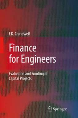 Crundwell, Frank Kenneth - Finance for Engineers, ebook