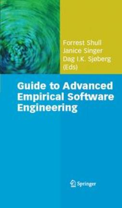 Shull, Forrest - Guide to Advanced Empirical Software Engineering, ebook