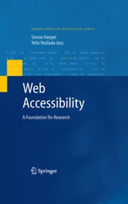 Harper, Simon - Web Accessibility, ebook