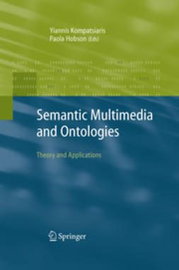 Hobson, Paola - Semantic Multimedia and Ontologies, ebook