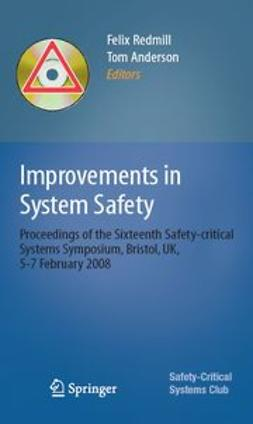 Anderson, Tom - Improvements in System Safety, ebook