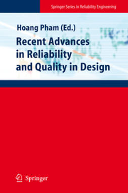 Pham, Hoang - Recent Advances in Reliability and Quality in Design, ebook