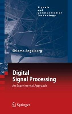Engelberg, Shlomo - Digital Signal Processing, e-kirja