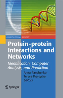 Panchenko, Anna - Protein-protein Interactions and Networks, ebook