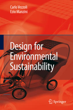 Manzini, Ezio - Design for Environmental Sustainability, ebook