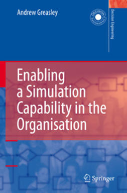 Greasley, Andrew - Enabling a Simulation Capability in the Organisation, ebook