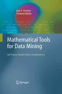 Djeraba, Chabane - Mathematical Tools for Data Mining, ebook